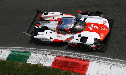 FIA WEC Monza race report
