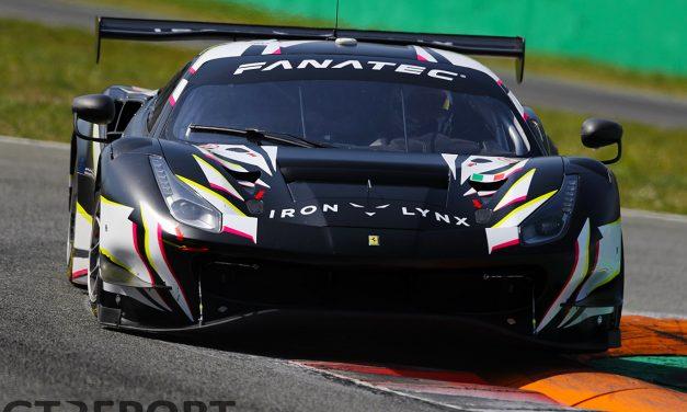 Iron Lynx to make Italian GT return