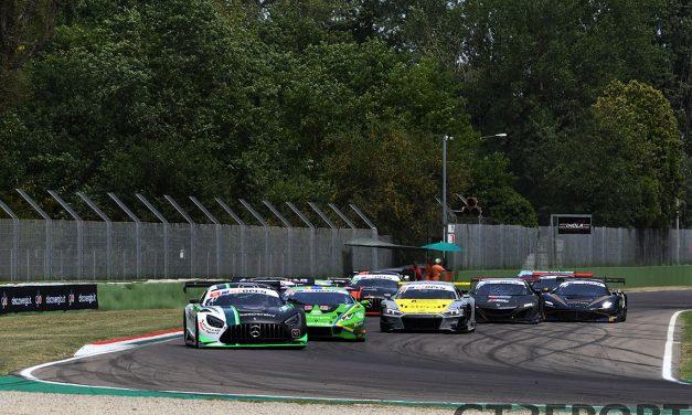 International GT Open Imola race report