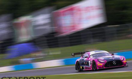 British GT Donington Park: RAM Racing and Newbridge Motorsport take hard-fought poles