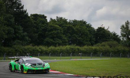 British GT Donington Park: Enduro Motorsport and Barwell share practice top spots