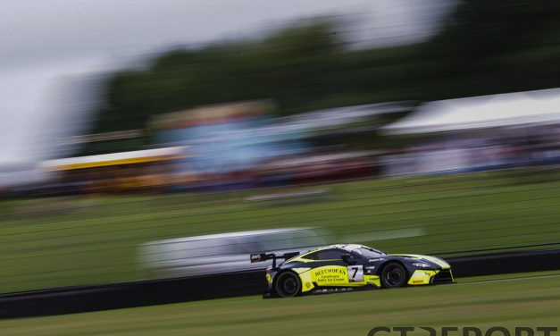Championship leader Jonny Adam out for Spa weekend; replaced by Ross Gunn
