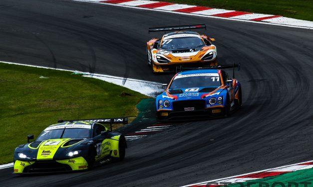 British GT Spa entry list