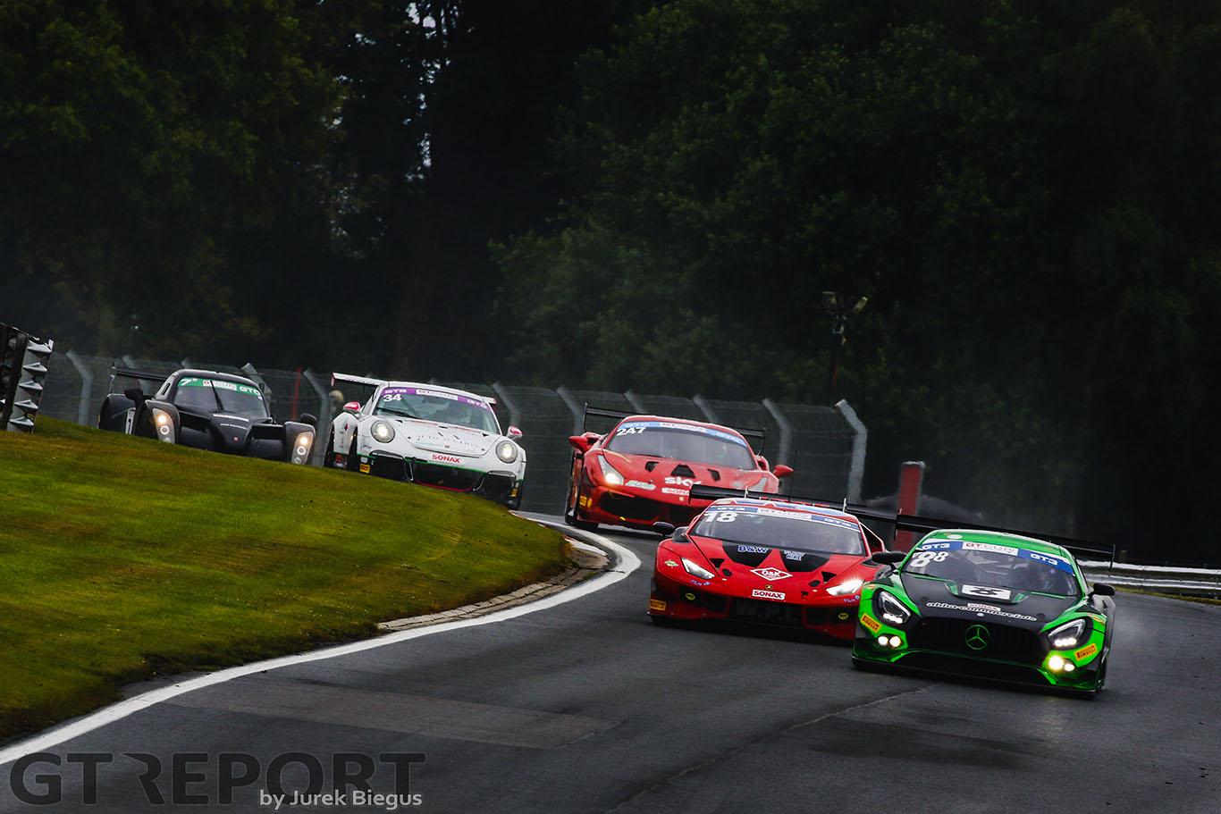 GT Cup Oulton Park race report