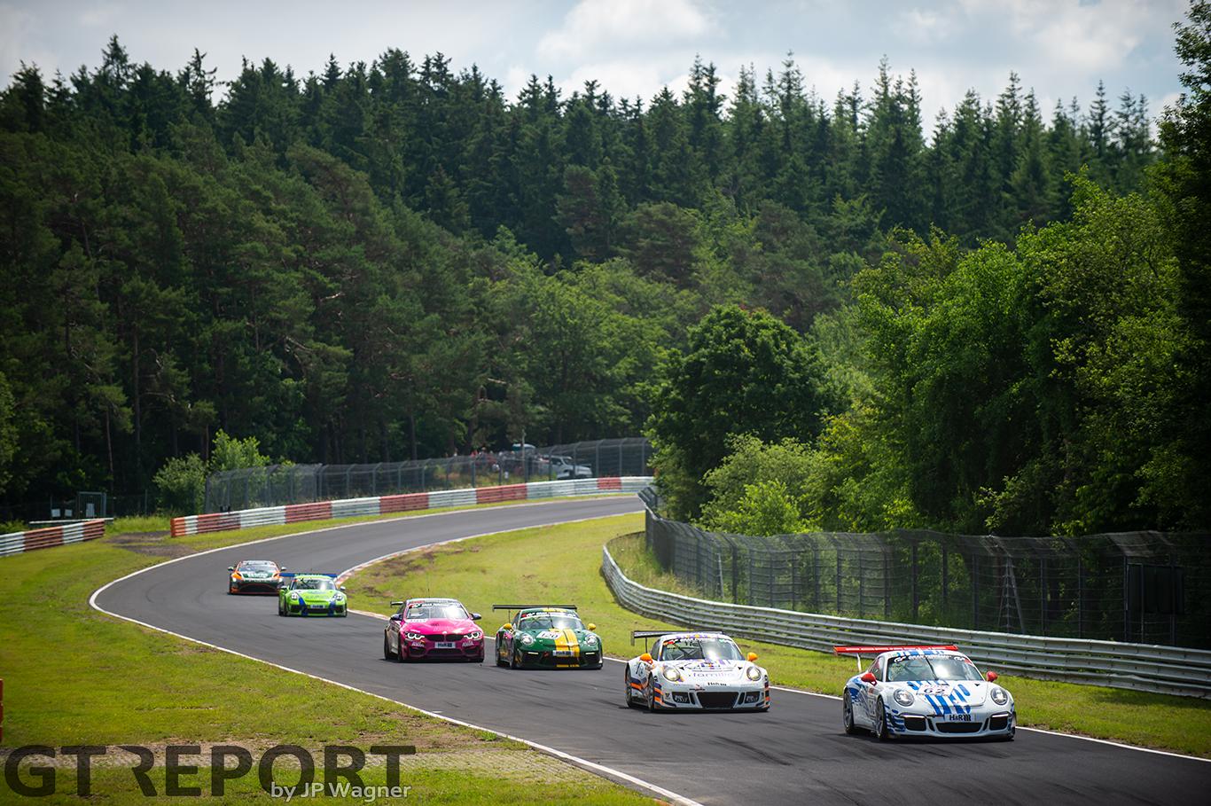 VLN Nürburgring Endurance Series NLS6 livestream