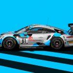 Earl Bamber Motorsport makes European debut in Spa 24 Hours