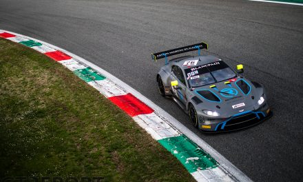Aston Martin Vantage AMR GT3: Tech Analysis