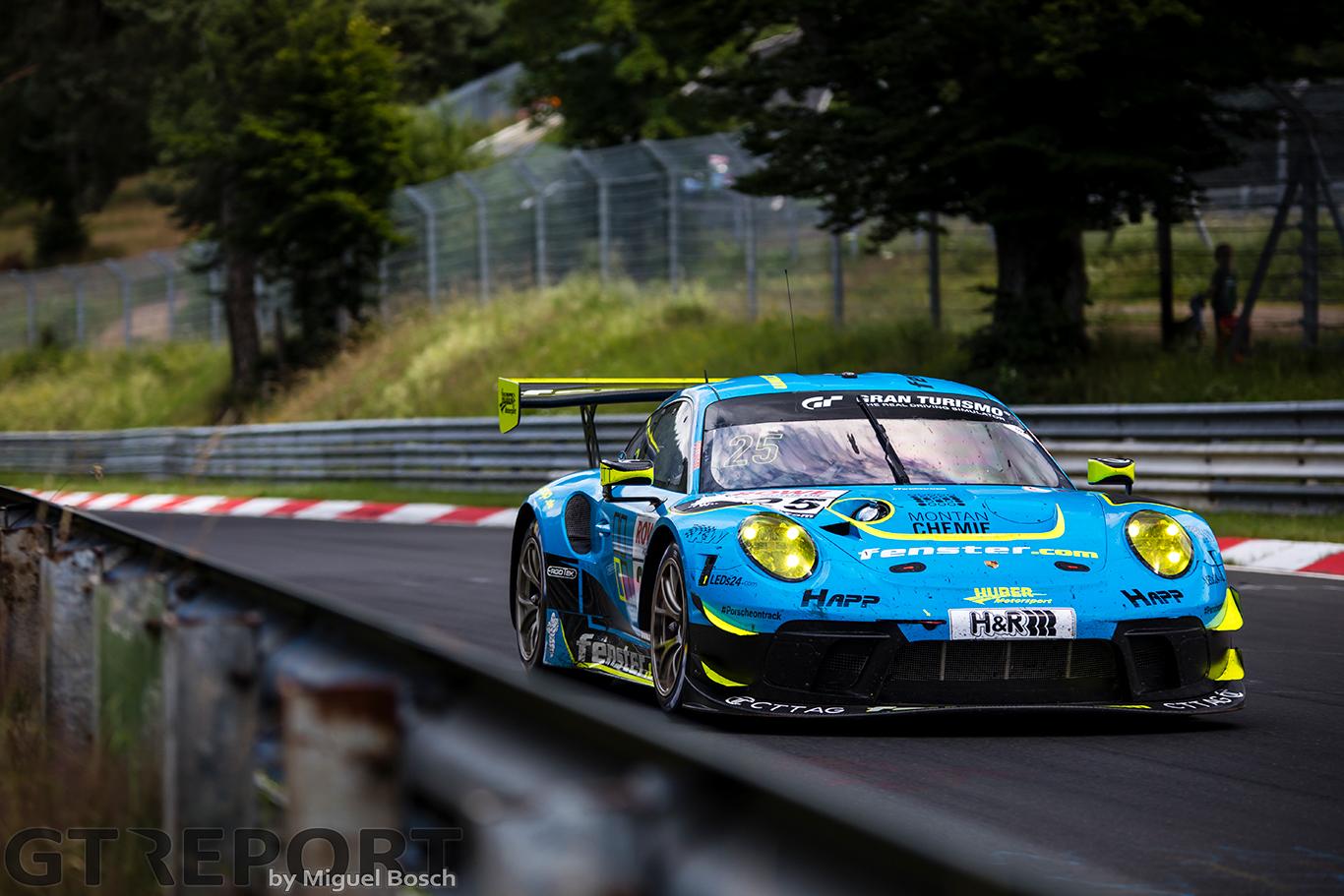 VLN Nürburgring Endurance Series NLS7 livestream