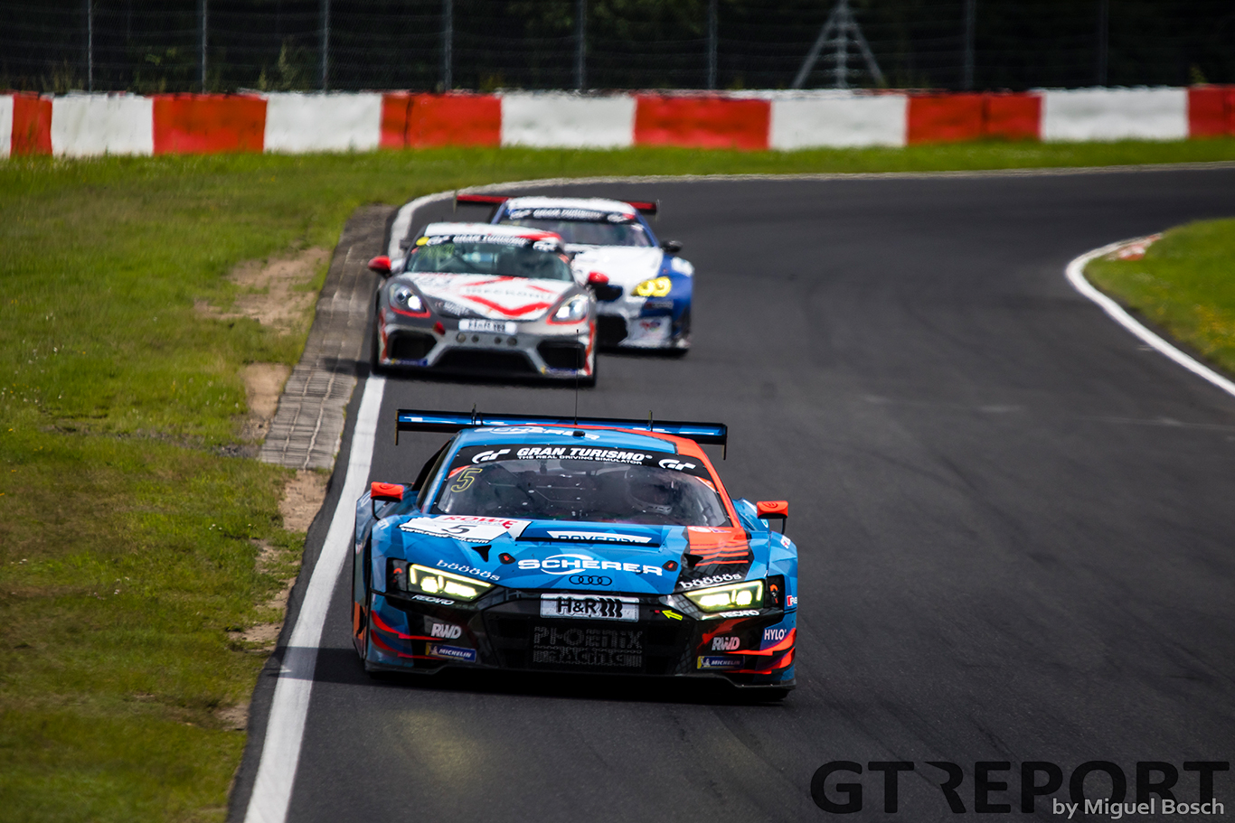 VLN Nürburgring Endurance Series NLS7 entry list