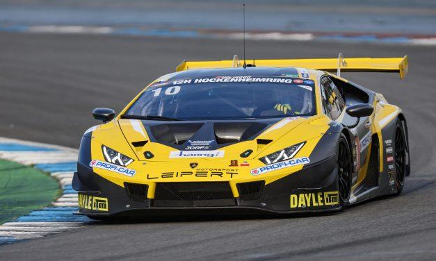 Leipert Motorsport join British GT3's Spa entry