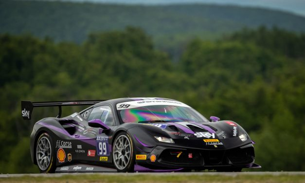 FF Corse confirms GTC entry for SRO Speedweek