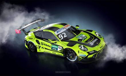 SSR Performance enters DTM Nürburgring round with Porsche