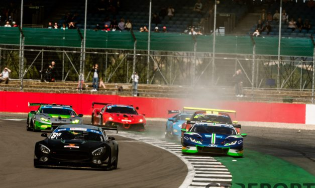 GT Cup Silverstone: Nearys dominate in a chaotic weekend