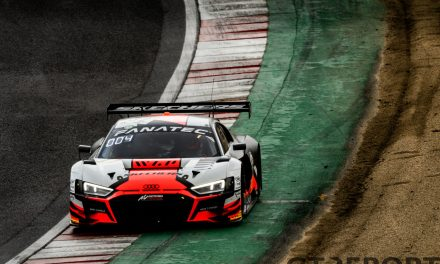 GT World Challenge Brands Hatch: Team WRT wins race one as Jota suffers nasty crash