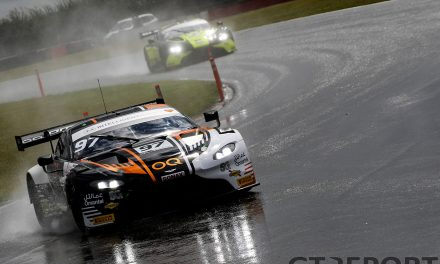 British GT Snetterton: Oman Racing and Barwell share poles in thrilling qualifying battle