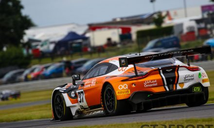 British GT Snetterton: TF Sport and Team Rocket RJN take spoils in opening race