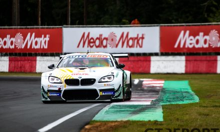 DTM Zolder qualifying 2 report: Marco Wittmann takes first BMW pole of the season in red-flagged session