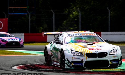 """Niclas Königbauer: """"Coming into DTM we had no clue what is right or wrong – but we found our way"""""""