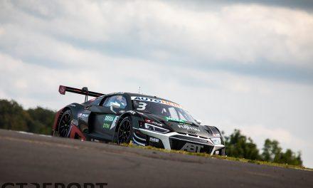DTM Nürburgring race 1: Kelvin van der Linde takes third win to extend championship lead