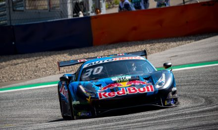 DTM Red Bull Ring: Lawson storms to pole for race one in Austria