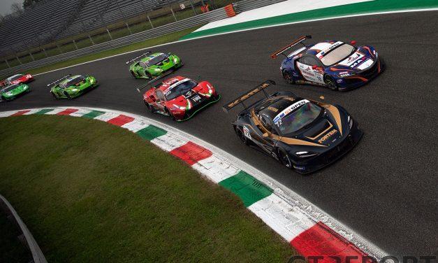 International GT Open Monza race 2 report: Rinaldi Ferrari wins in Italy