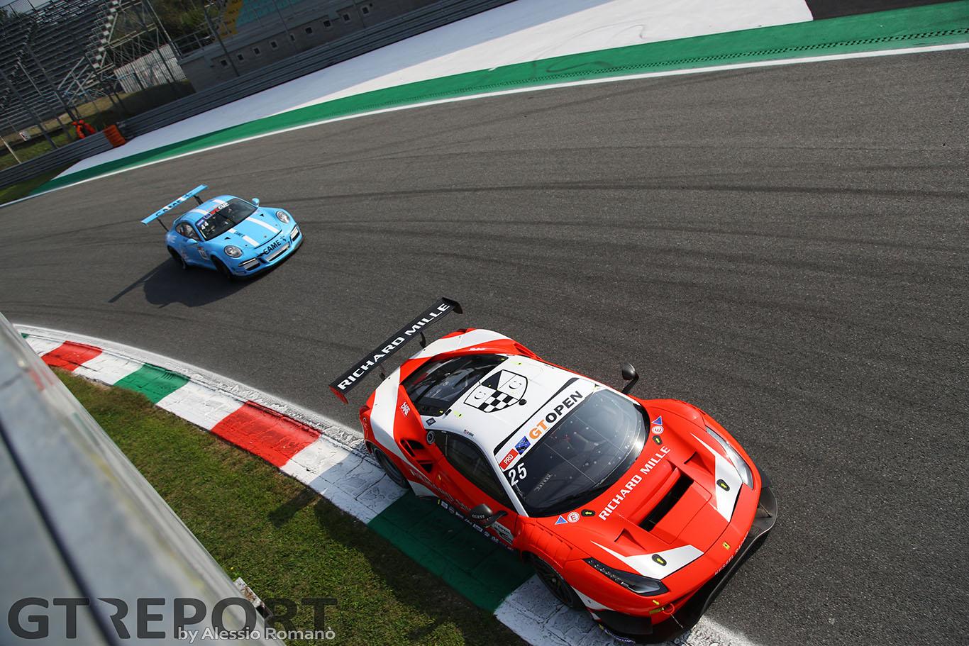 International GT Open Monza gallery
