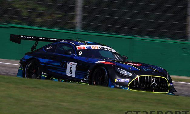 International GT Open: Kodric and Simioni take debut win for 2 Seas