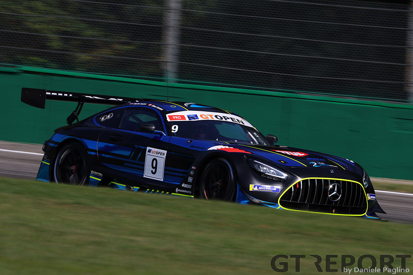 International GT Open Monza race 1 report: Kodrić and Simioni take debut win for 2 Seas