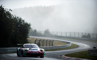NLS8 qualifying report: Julien Andlauer gives Frikadelli Racing pole in fog-delayed qualifying