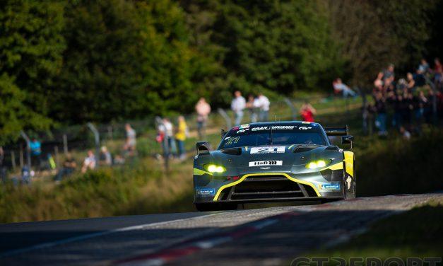 NLS8: Aston Martin takes stunning win on Nürburgring return