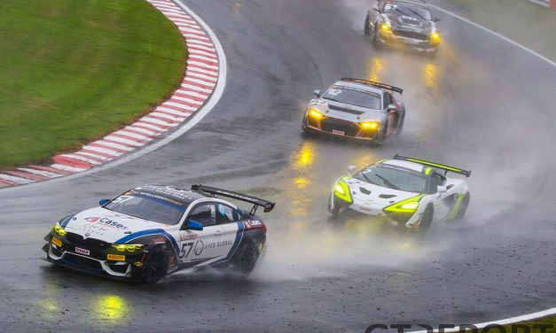 British GT Oulton Park: WPI Motorsport wins race two, Burns & Burton secure GT4 title