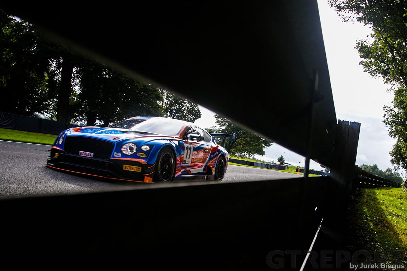 British GT Oulton Park livestream
