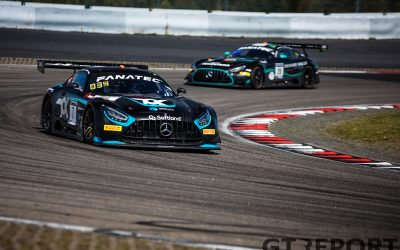 GT World Challenge Nürburgring pre-qualifying report: Toksport WRT leads the way on Saturday