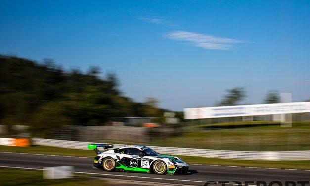 GT World Challenge Nürburgring pre-race notebook