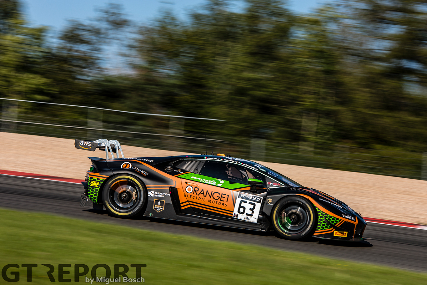 GT World Challenge Nürburgring qualifying report: FFF Racing continues qualifying success with another pole