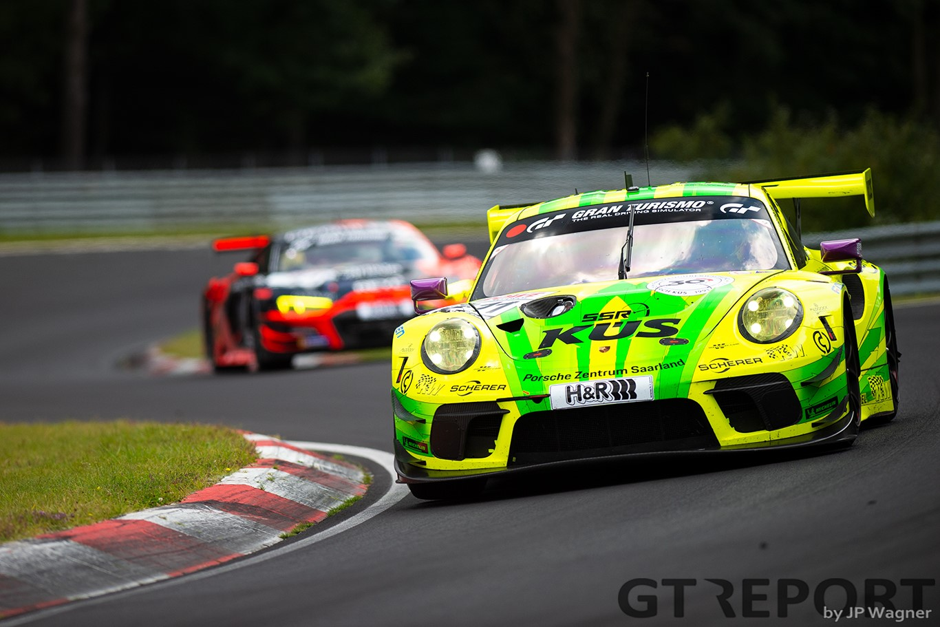NLS7 race report: Grello returns from summer break with 6-hour win