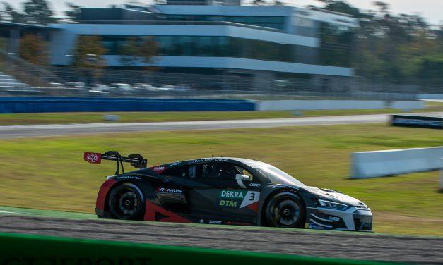 DTM Hockenheim qualifying 1 report: Kelvin van der Linde returns to top form