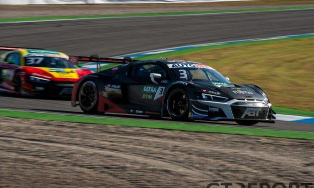 DTM Hockenheim qualifying 2 report: Van der Linde takes first double pole of 2021