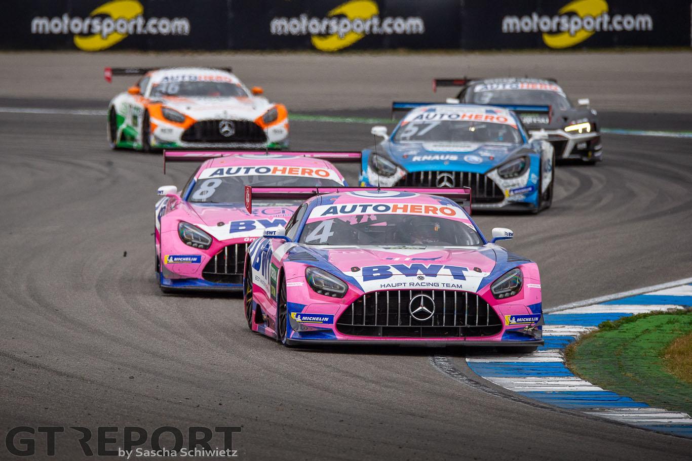 dtm hockenheim race 2 2021