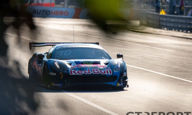 DTM Norisring Qualifying 1 report: Lawson takes pole with strong showing on Norisring debut