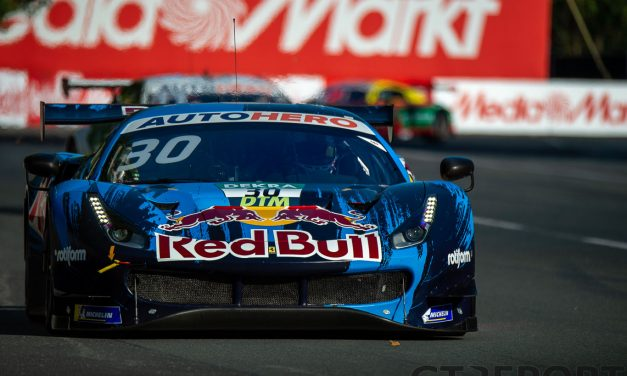 DTM Norisring Qualifying 2 report: Title contenders share front row