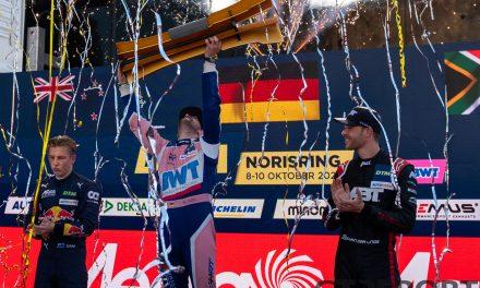DTM Norisring Race 2: Götz takes title in dramatic finish