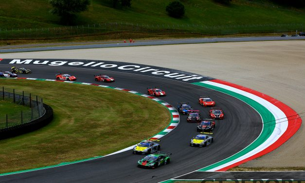 Italian GT announces 2022 championship calendar