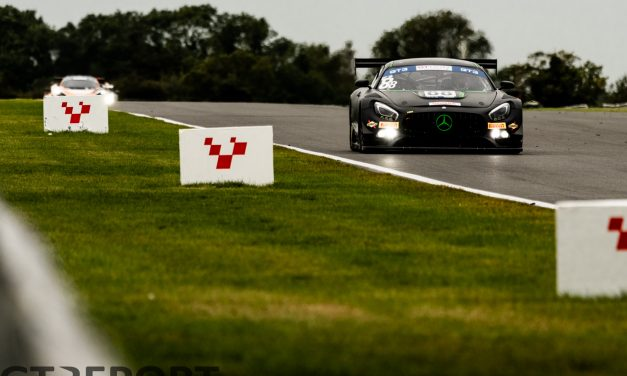 GT Cup Snetterton: Neary duo clinch maiden title
