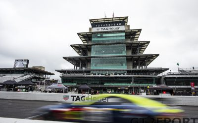 Indianapolis 8 Hour: Behind the scenes with Christian Rodriguez