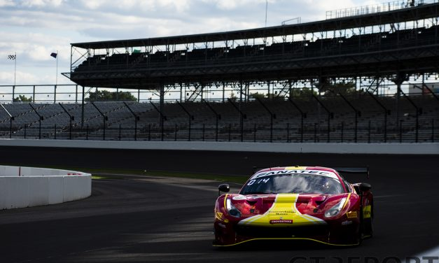 Indianapolis 8 Hour: Ferrari ace Alessandro Pier Guidi adds Indy pole to recent successes