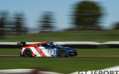 Indianapolis 8 Hour: Saintéloc wins yellow and penalty-troubled race as top Ferraris stumble