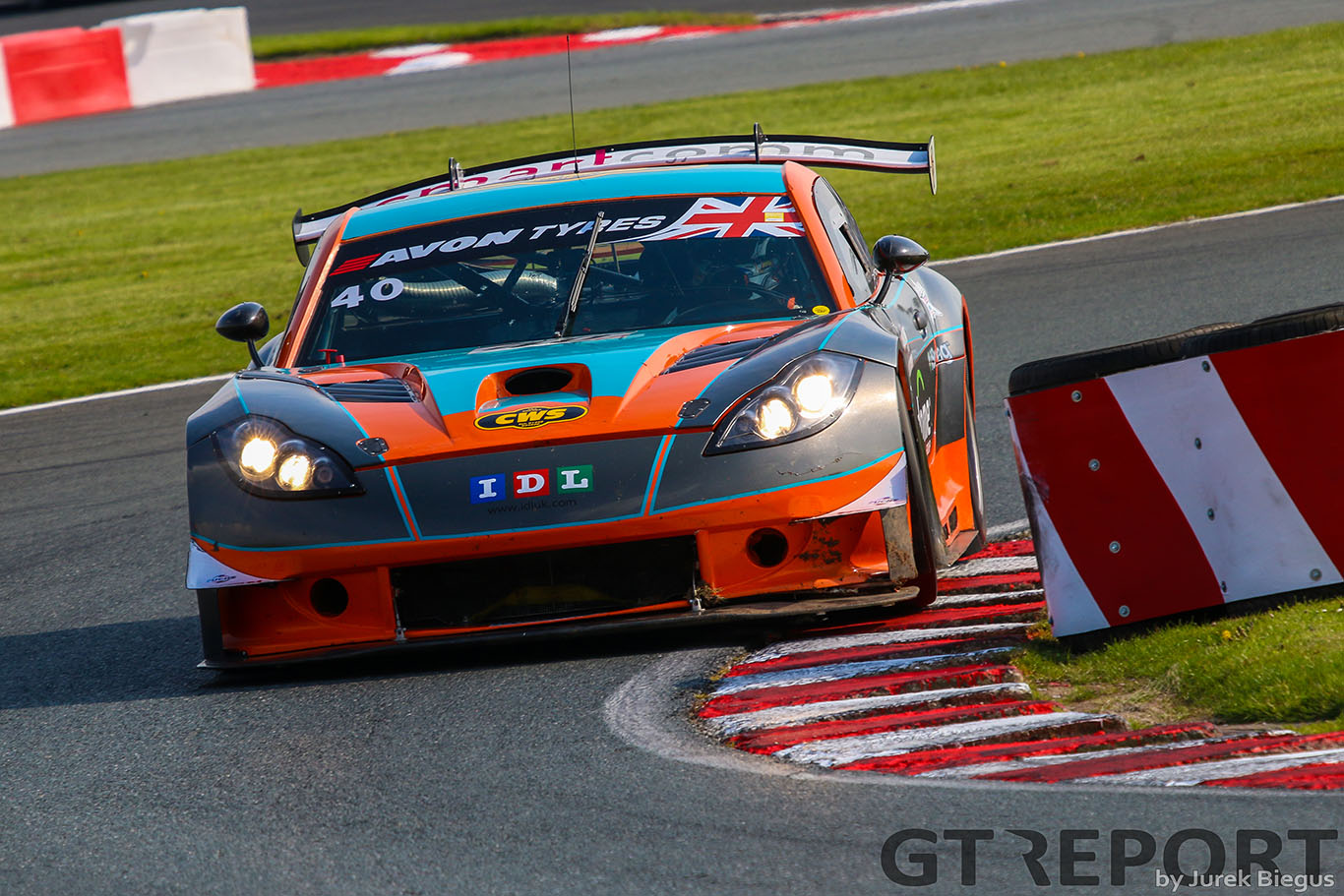 CWS British GT Ginetta