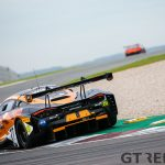 British GT Donington Park: Enduro and Barwell set the practice pace