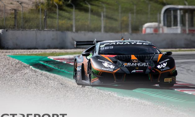 GT World Challenge Barcelona: FFF Racing loses pole position